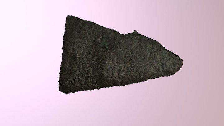 Copper Point 3D Model