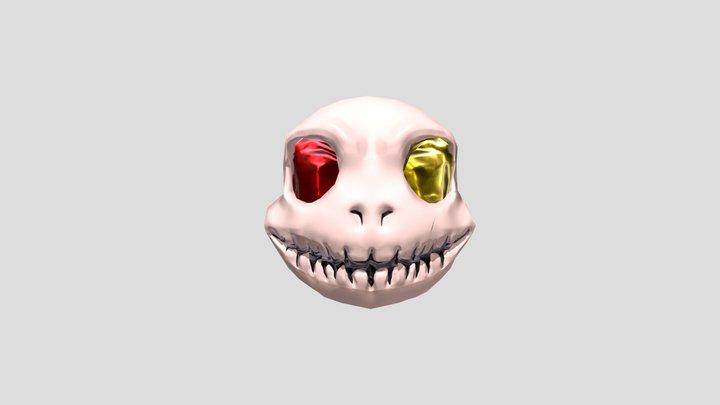 Jack Skull 3D Model