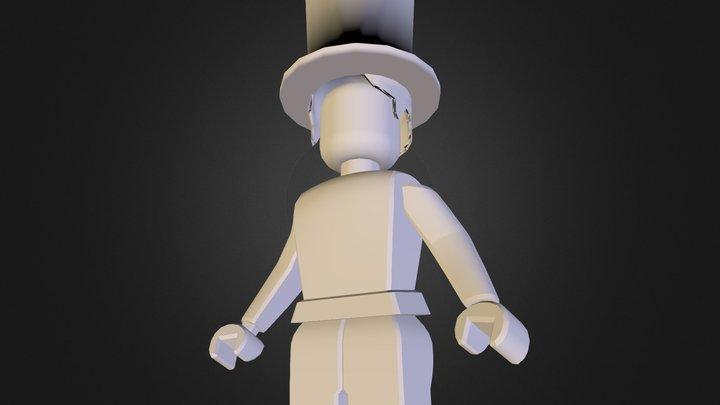 Blink2 3D Model