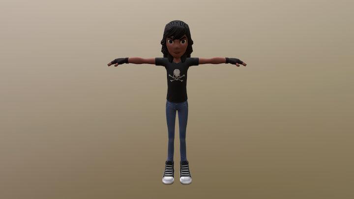Ozkar 3D Model