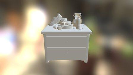 Still Life Full 3D Model
