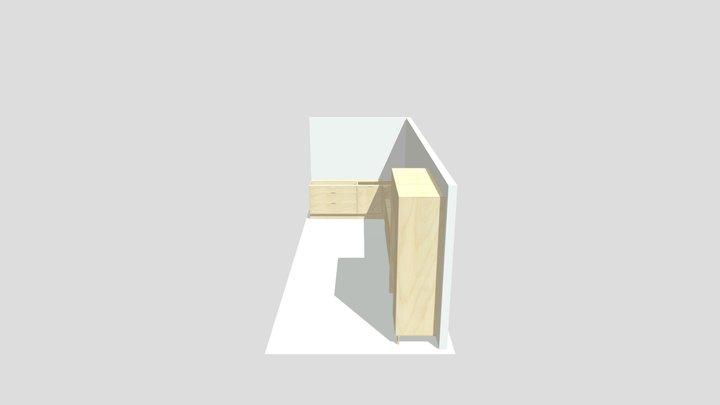 BH V3 3D Model