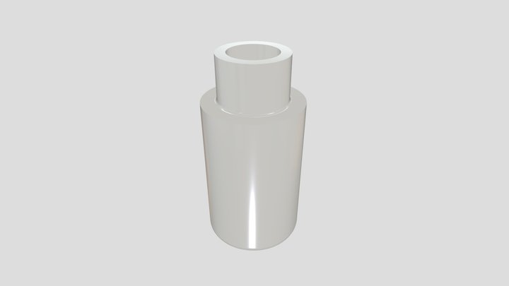 Joint part for a plant lamp 2 3D Model