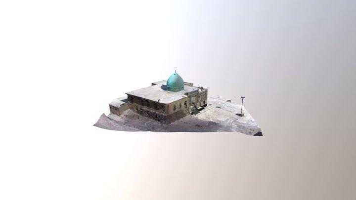 بقعه امامزاده اصغر 3D Model