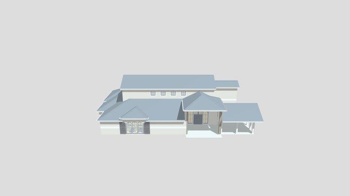 Kumar Option C Overall View 3D Model