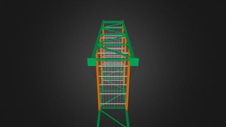 RACK_TEST 3D Model