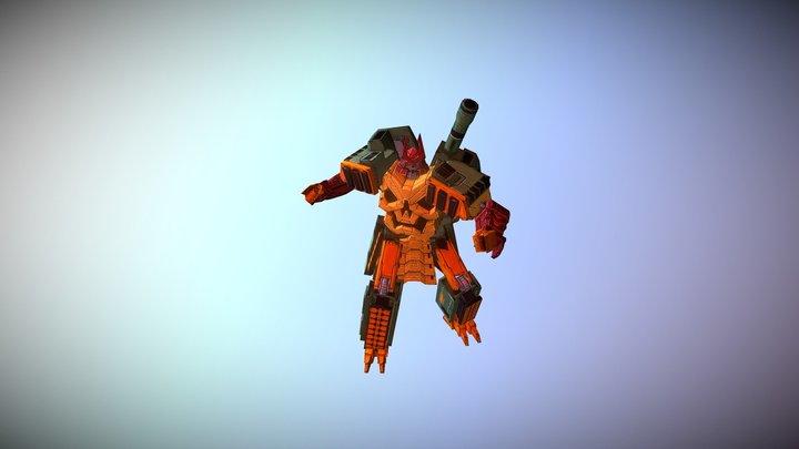 Bludgeon 3D Model