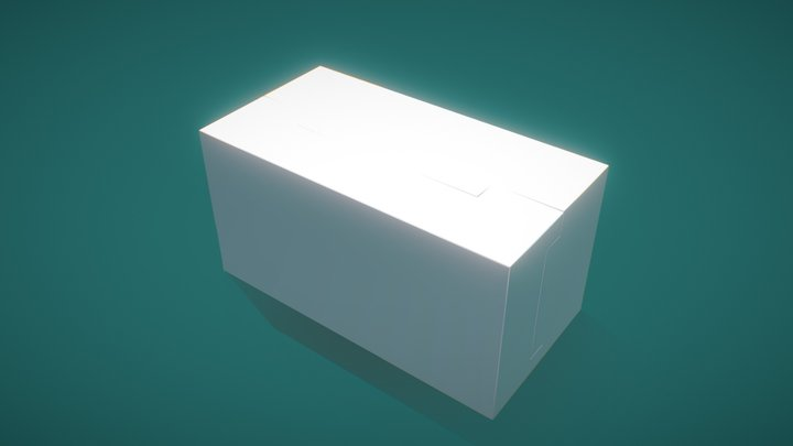 Caja del dolor V1 3D Model