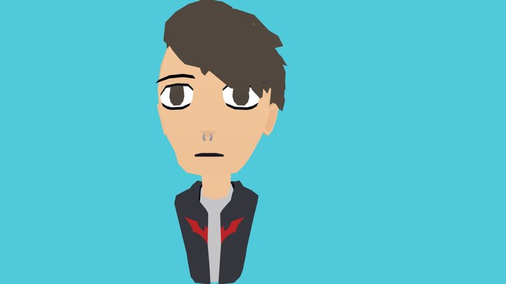 Me :3 3D Model