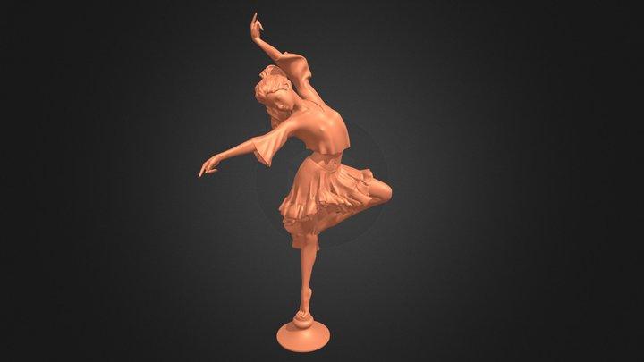 Agnia. 3D print model. 3D Model