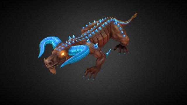 Monster_27 3D Model