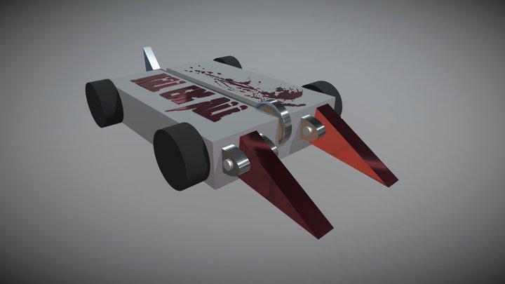 KILL EM ALL Rev C (forks) 3D Model