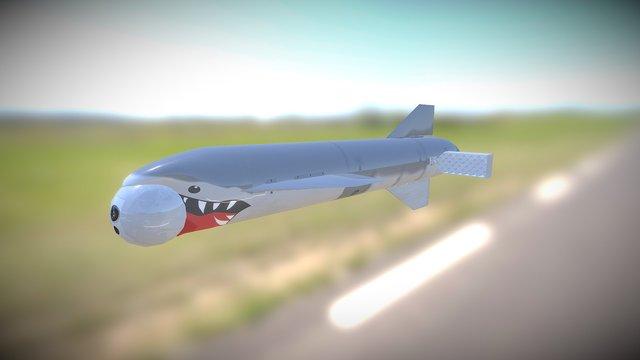 Sparrowhawk 3D Model