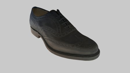 stylish shoes 3D Model