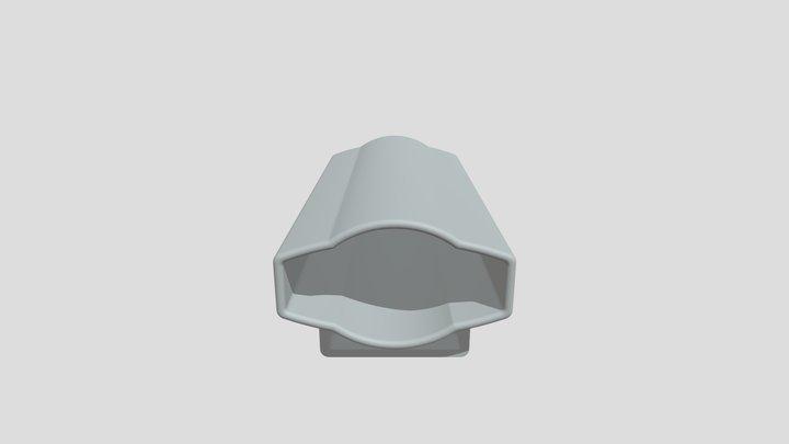 A holster-like case for RICOH THETA S 3D Model