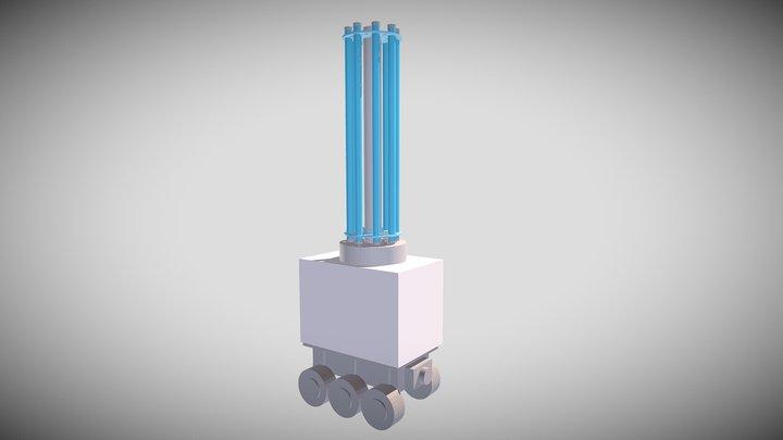 ROBOTUV-01 3D Model