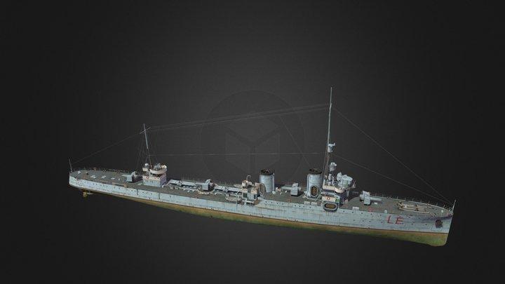 Leone 3D Model