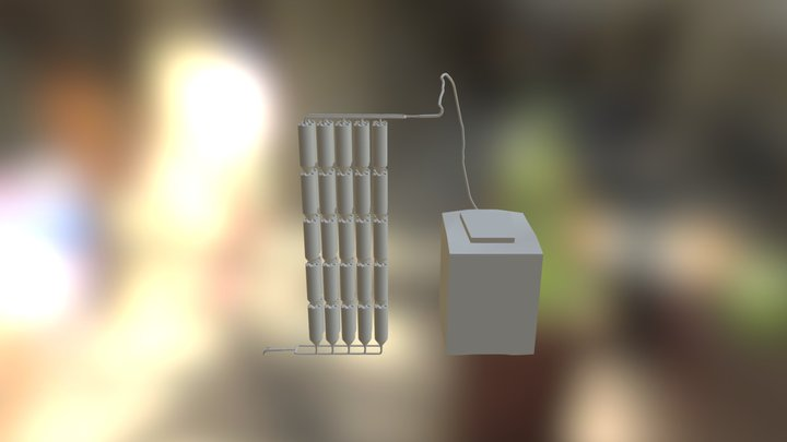 Projeto mostra 2015 3D Model