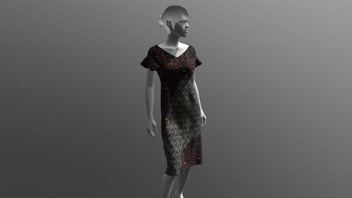 Marvelous Designer #2 3D Model