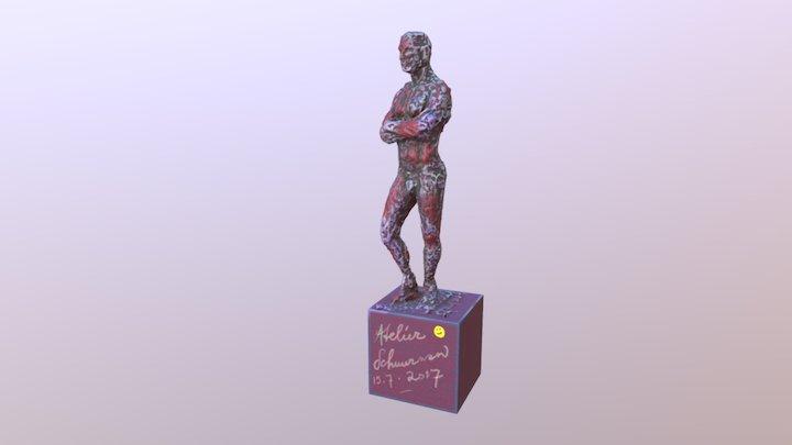 001bew Text1 3D Model
