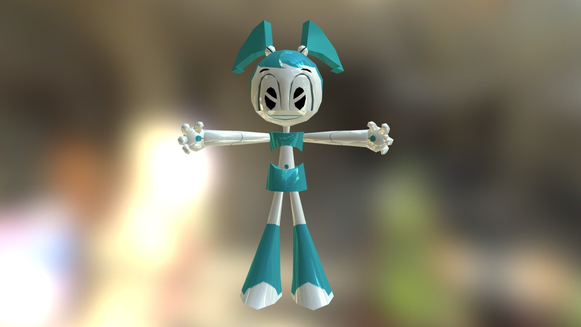 Jenny Wakeman Download Free 3d Model By 999angry 999angry