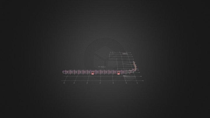 bat_A 3D Model