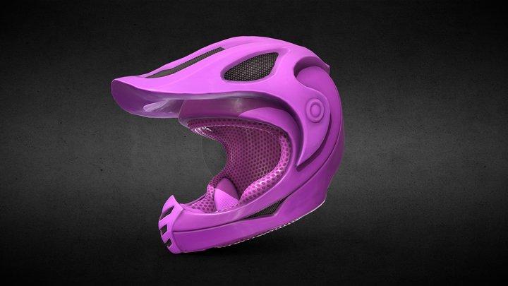 Peg`s helmet 3D Model