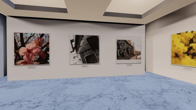 Instamuseum for @fujimaru_nagoya 3D Model