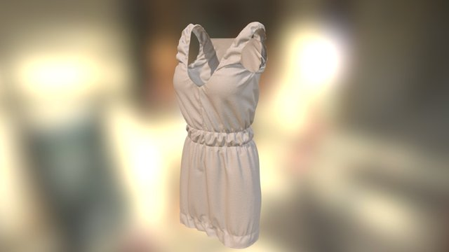 Practically a Toga! 3D Model