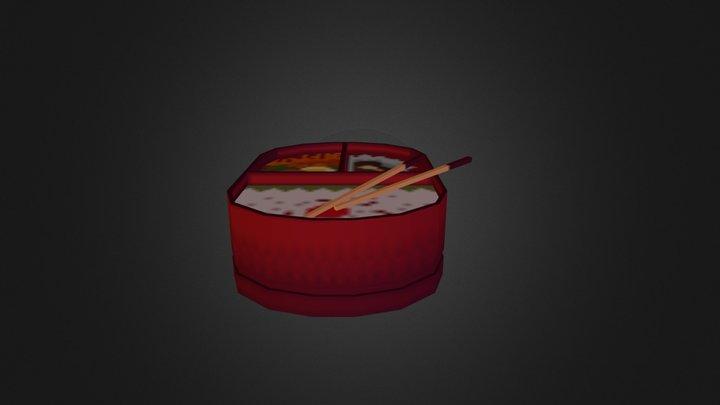 Lunchbox 3D Model