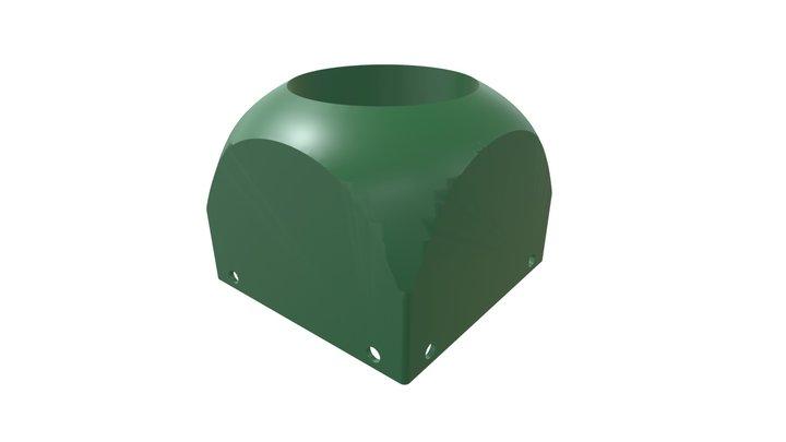 1 Kernel Housing Top 3D Model
