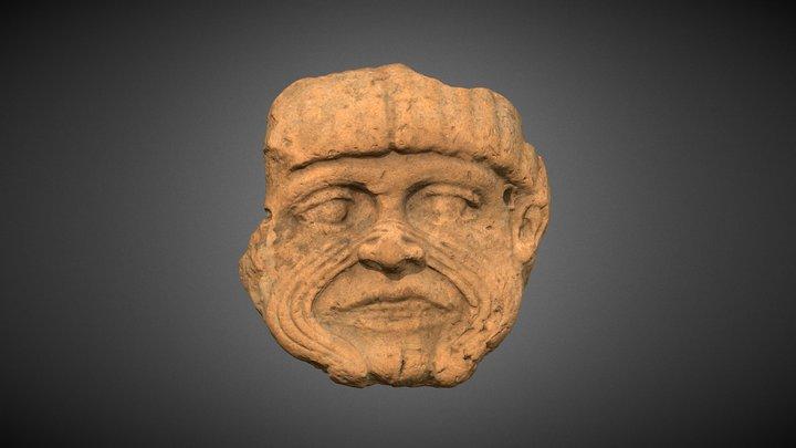 Huwawa mask 3D Model