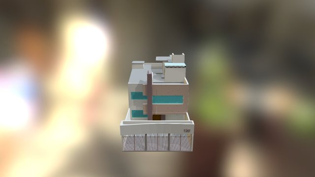 CH Propuesta 2.0 Rancho Guadalupe 3D Model
