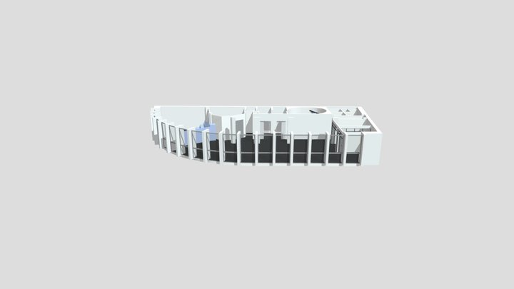 Partech Shaker AC23 2020 R8 ACTU 3D Model