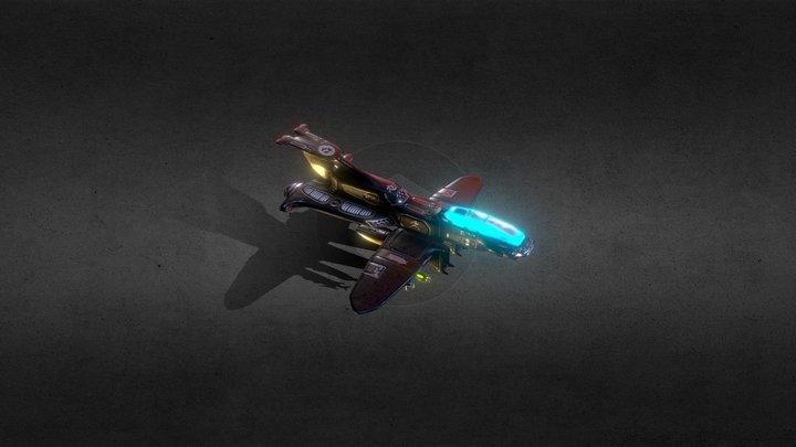 Star Valor : PirateZ : Torpedoes 3D Model