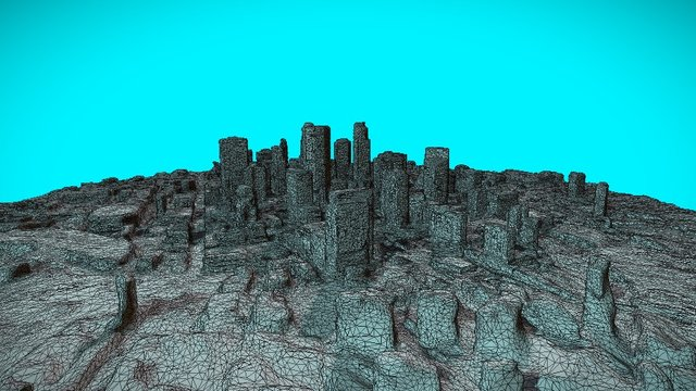 MPLS [computed geometry] 3D Model