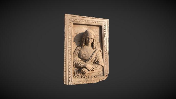 Mona 3D Model