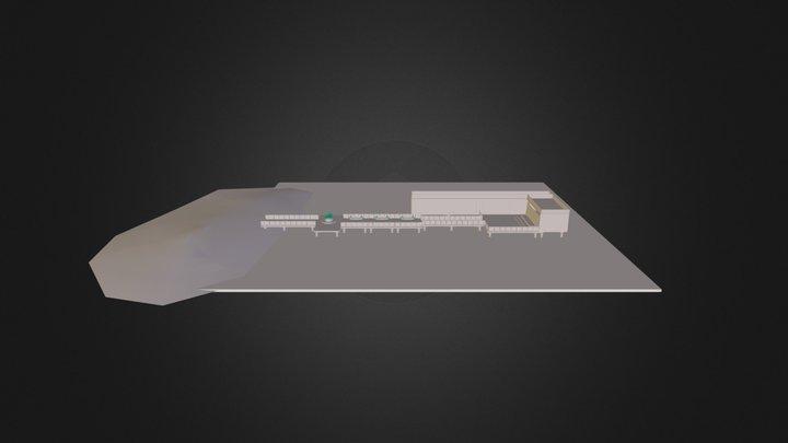 Basti 3D Model