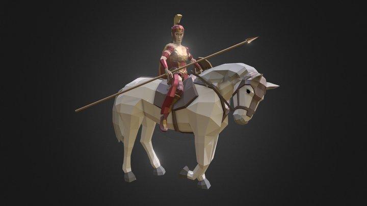 Menalippe (Lisa Loven Kongsli) 3D Model