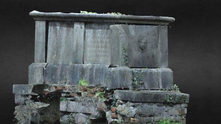 Harte Tomb - Easke 3D Model
