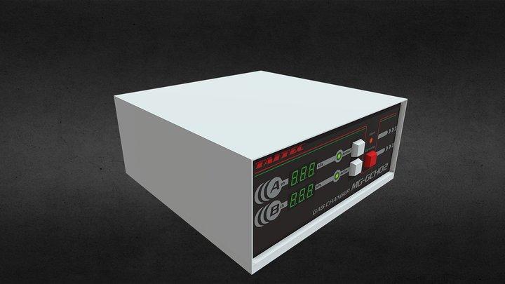 MG-GCH02 3D Model
