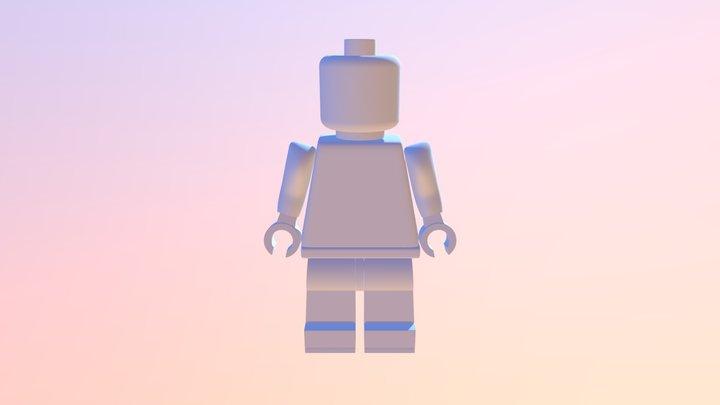 Lego Obj 3D Model