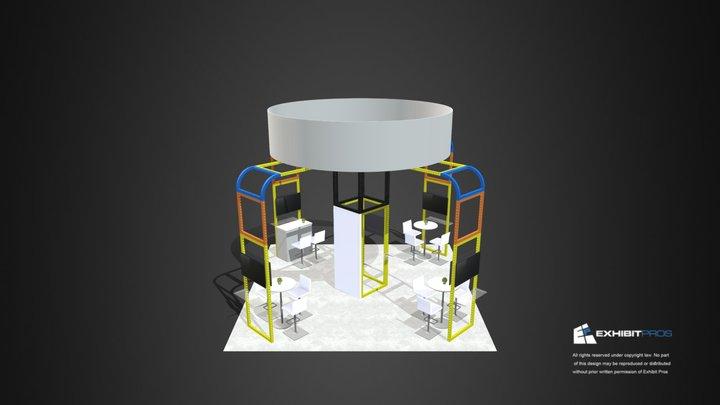 Digital Consortium-Frames 3D Model