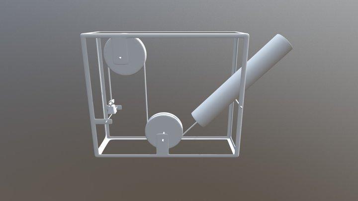 Physics Project 3D Model