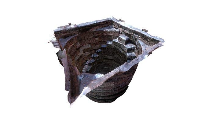 Ashapura Well Bottom 3D Model