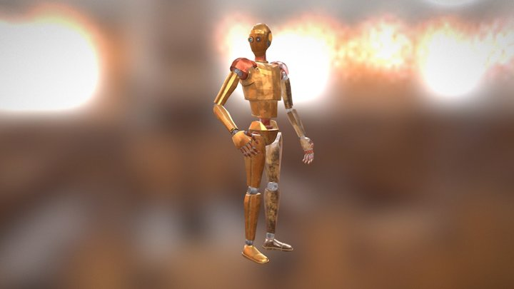 Otto 3D Model