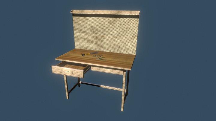 Small Tool Kit 3D Model
