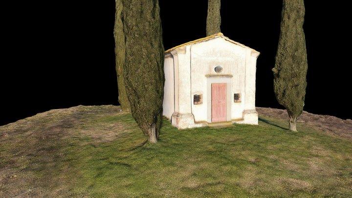 Chiesetta di Camugliano (PI) 3D Model