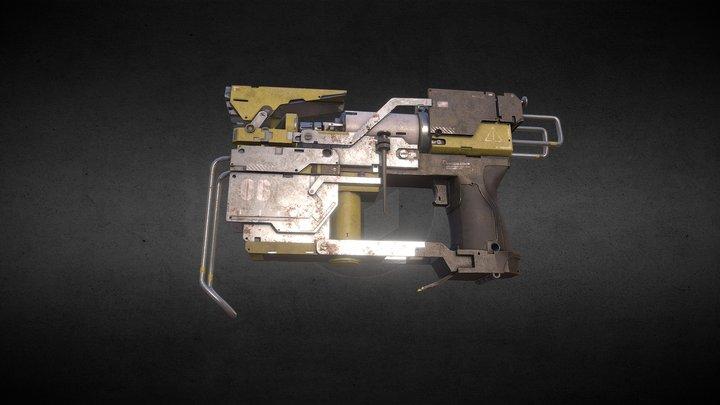 N06 Prop 3D Model