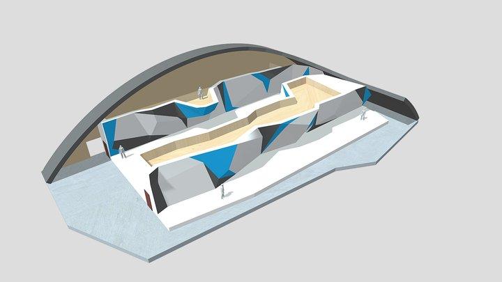 20210829_boulderhall 3D Model